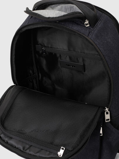 Diesel - PHILOT, Dark Blue - Backpacks - Image 4