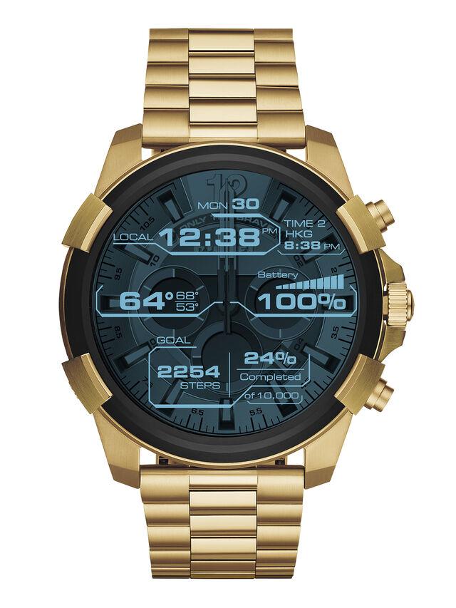 Diesel - DT2005, Gold - Smartwatches - Image 2
