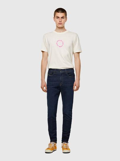 Diesel - D-Amny JoggJeans® Z69VI, Bleu Foncé - Jeans - Image 5