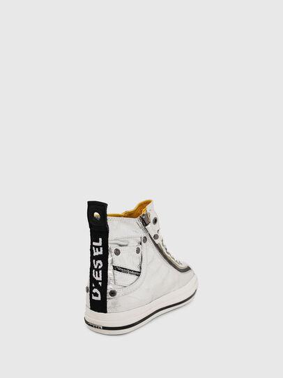 Diesel - EXPO-ZIP W, Silber - Sneakers - Image 4