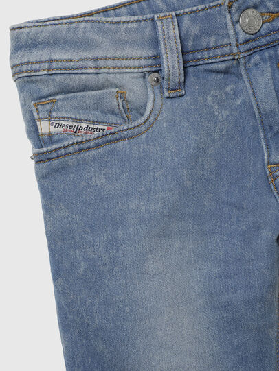 Diesel - SLEENKER-J JOGGJEANS-N, Blau - Jeans - Image 3