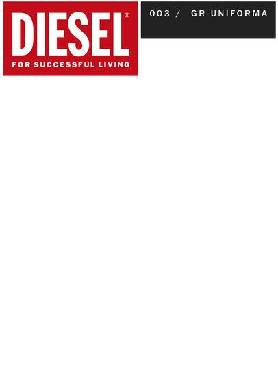 Diesel - GR02-J301-P, Weiß - Denim jacken - Image 2