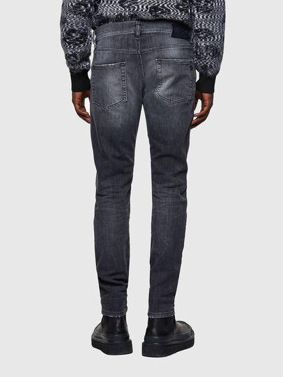 Diesel - D-Strukt JoggJeans® 009QT, Schwarz/Dunkelgrau - Jeans - Image 2