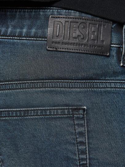 Diesel - Fayza JoggJeans 069PQ, Dunkelblau - Jeans - Image 4
