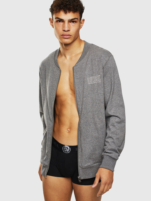 UMLT-JUSTIN-Z, Grau - T-Shirts
