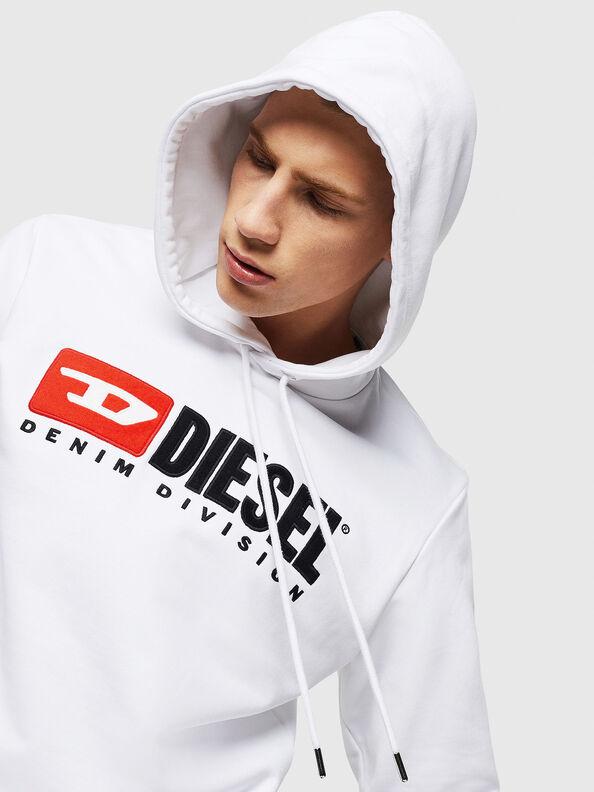 S-GIR-HOOD-DIVISION,  - Sweatshirts