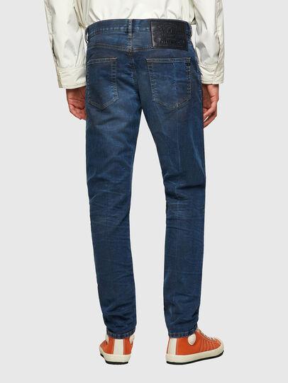 Diesel - D-Strukt JoggJeans® 069WP, Bleu Foncé - Jeans - Image 2
