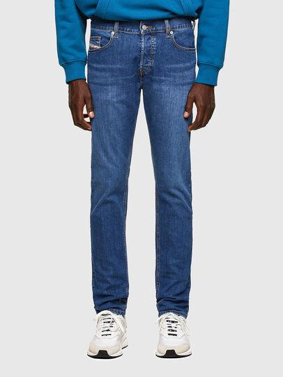 Diesel - D-Luster 009DG, Bleu moyen - Jeans - Image 1