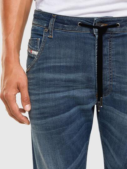 Diesel - KROOLEY JoggJeans® 069NK, Mittelblau - Jeans - Image 3