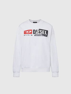 F-ANG-CUTY, Weiß - Sweatshirts