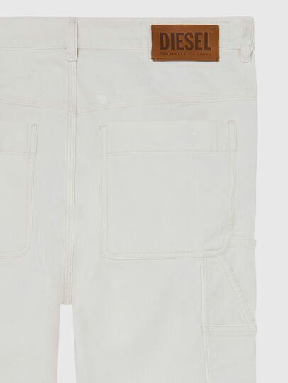 Diesel - D-Franky 009BZ, Weiß - Jeans - Image 5