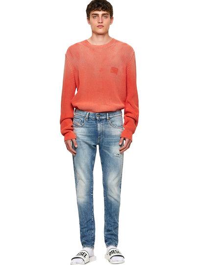 Diesel - D-Strukt 009MW, Bleu moyen - Jeans - Image 5