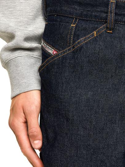 Diesel - D-Franky 009HP, Bleu Foncé - Jeans - Image 3