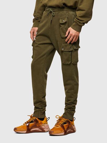 Diesel - P-TARPOCK, Vert Militaire - Pantalons - Image 4