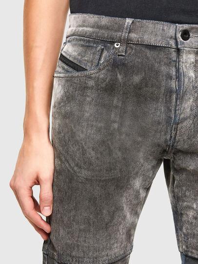 Diesel - TYPE-2020, Dunkelgrau - Jeans - Image 3