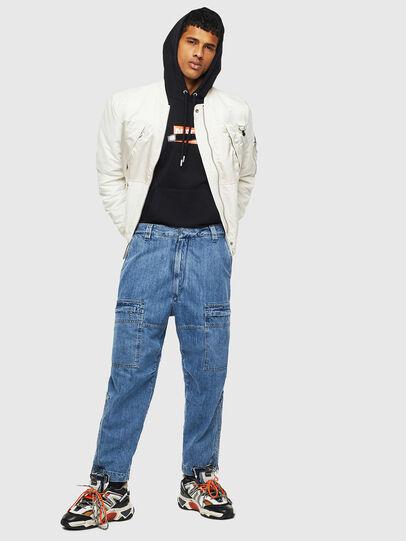 Diesel - D-Luks 009CL, Hellblau - Jeans - Image 8