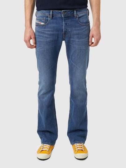 Diesel - Zatiny 09A80, Bleu moyen - Jeans - Image 1