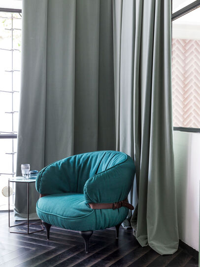 Diesel - CHUBBY CHIC - FAUTEUIL, Multicolor  - Furniture - Image 1