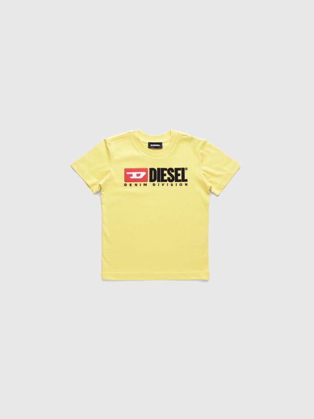 TJUSTDIVISIONB-R, Gelb - T-Shirts und Tops