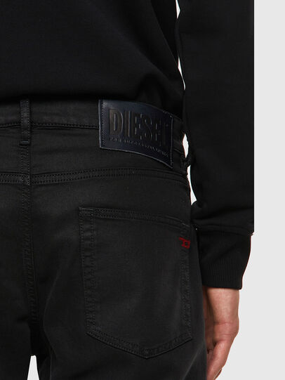 Diesel - D-Strukt JoggJeans® 069NC, Nero/Grigio scuro - Jeans - Image 3