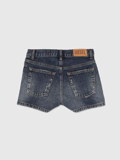 Diesel - PBOYSHORT, Blu Scuro - Shorts - Image 2