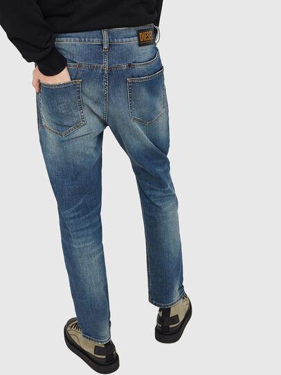 Diesel - D-Eetar 089AR, Dunkelblau - Jeans - Image 2