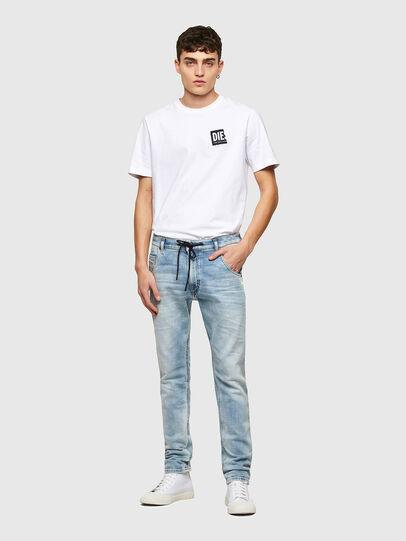 Diesel - Krooley JoggJeans® 069UX, Hellblau - Jeans - Image 5