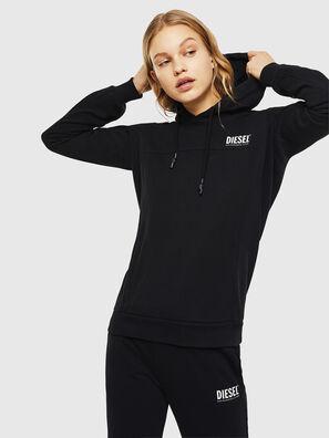 UFLT-VICTORIAL-H, Schwarz - Sweatshirts