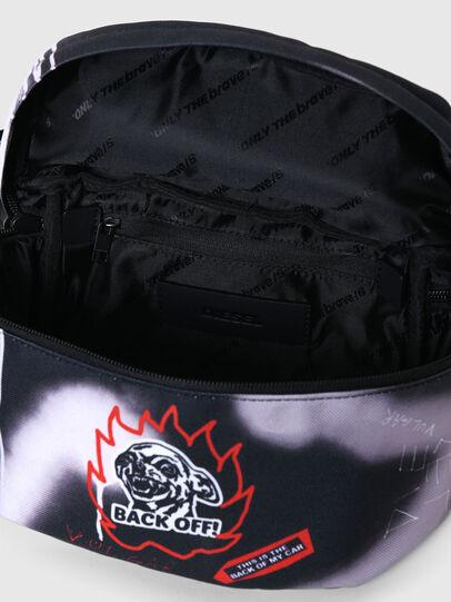 Diesel - PARAKUT NL, Noir - Sacs ceinture - Image 4
