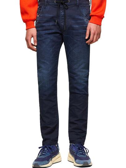 Diesel - Krooley JoggJeans® 069WT, Blu Scuro - Jeans - Image 1