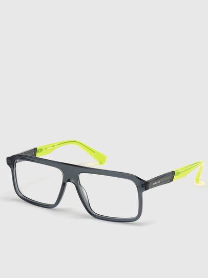 Diesel - DL5370, Grau - Korrekturbrille - Image 2
