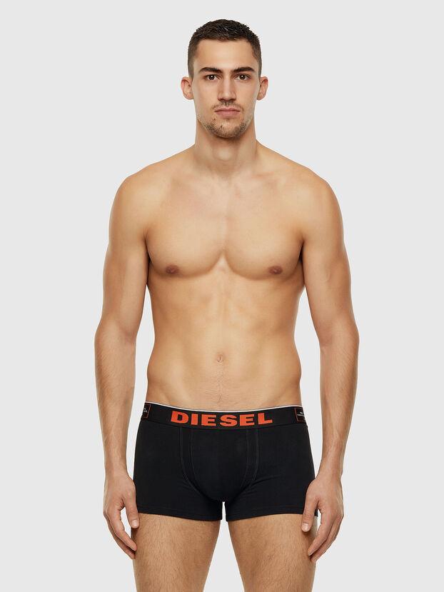 UMBX-DAMIEN-TECH, Schwarz/ Rot - Boxershorts
