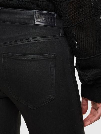 Diesel - Slandy 069JT, Nero - Jeans - Image 4