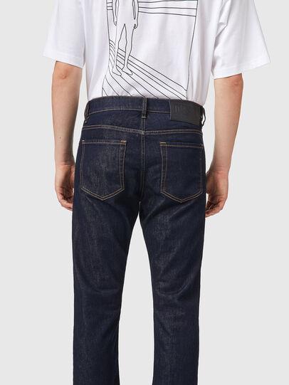 Diesel - D-Viker 084HN, Dark Blue - Jeans - Image 4