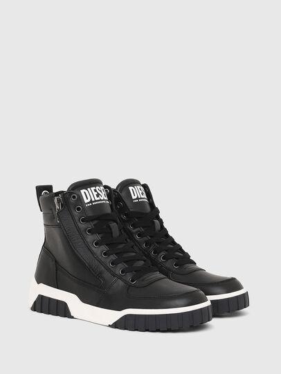 Diesel - S-RUA MID W, Schwarz - Sneakers - Image 2