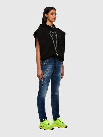 Diesel - KRAILEY JoggJeans® 069PL, Dunkelblau - Jeans - Image 7