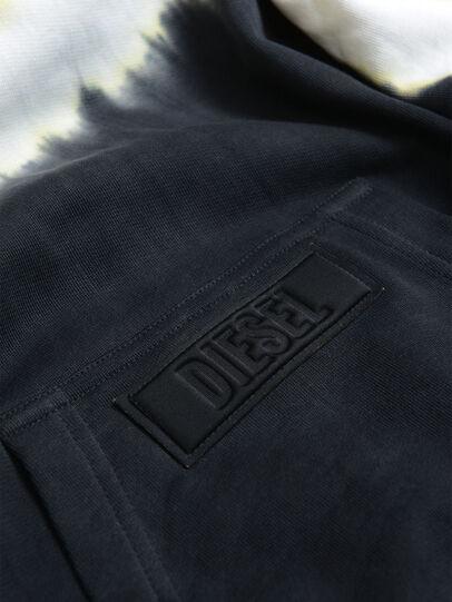 Diesel - SALBYDEEP OVER, Schwarz/Gelb - Sweatshirts - Image 3