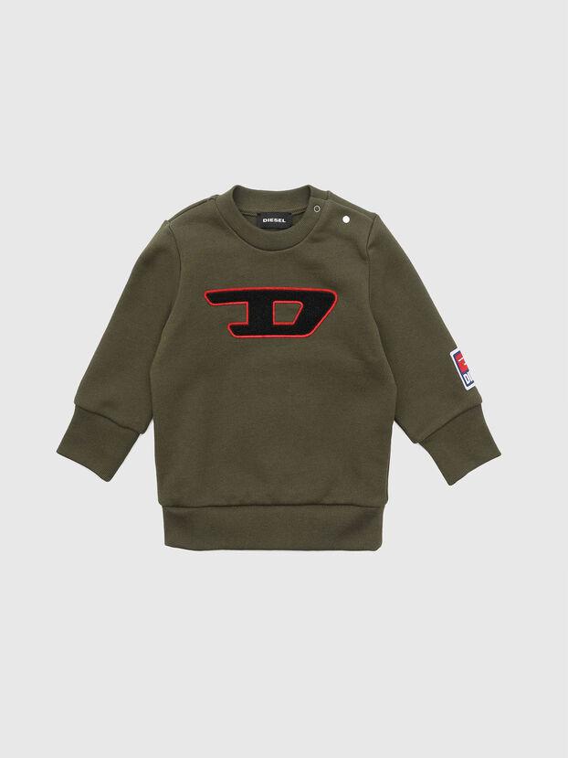 SCREWDIVISIONB-D, Armeegrün - Sweatshirts