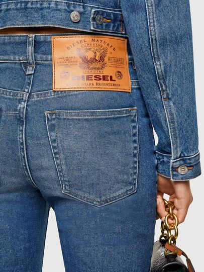 Diesel - D-Earlie 009NP, Blu medio - Jeans - Image 4