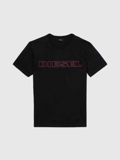Diesel - UMLT-JAKE TWOPACK, Schwarz/Weiß - Oberteile - Image 3