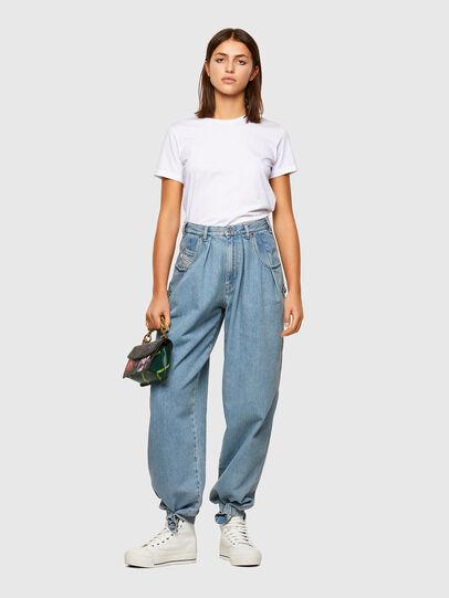 Diesel - D-Concias 009RQ, Bleu Clair - Jeans - Image 6