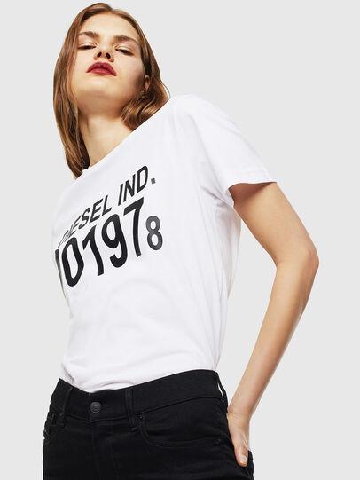 Diesel - T-DIEGO-001978, Weiß - T-Shirts - Image 2