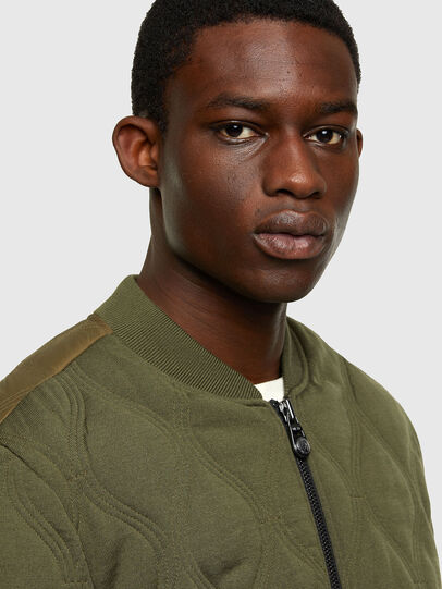 Diesel - K-CHRYSO, Vert Militaire - Pull Maille - Image 4