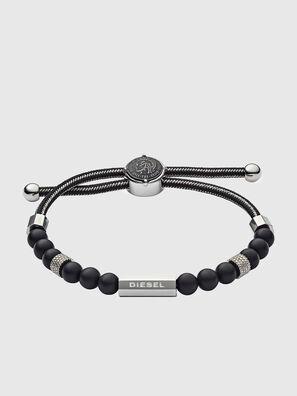 DX1151, Noir/Gris argenté - Bracelets