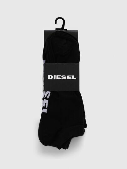 Diesel - SKM-GOST-THREEPACK, Nero - Calzini - Image 2