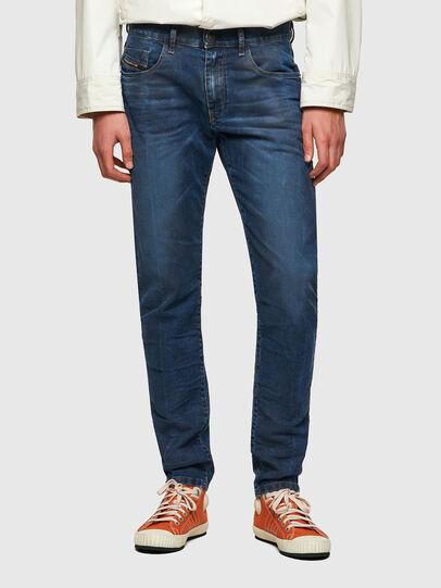 Diesel - D-Strukt JoggJeans® 069WP, Bleu Foncé - Jeans - Image 1