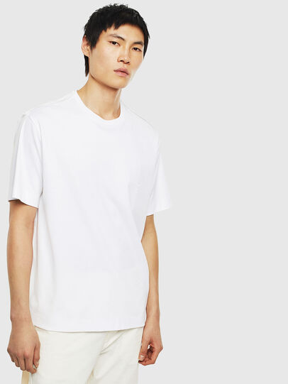 Diesel - T-ZAFIR, Weiß - T-Shirts - Image 1