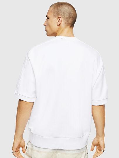 Diesel - S-MAGGY-SH-COPY, Weiß - Sweatshirts - Image 2