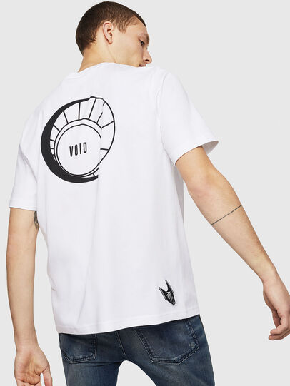 Diesel - T-JUST-A8,  - T-Shirts - Image 2