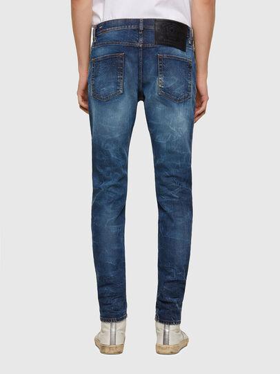 Diesel - D-Strukt 009NT, Mittelblau - Jeans - Image 2